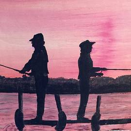 Fishing Together by David Fitzpatrick