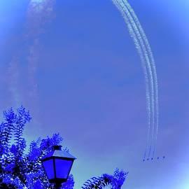 Five Blue Angels by Debra Grace Addison