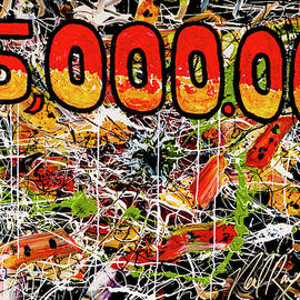 Five Thousand Smackers by Neal Barbosa