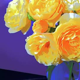 Flamboyant Rose by Nancy Jacobson