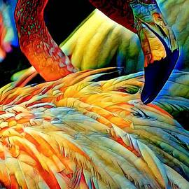 Flamingo Fun  by Breena Briggeman