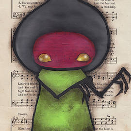 Abril Andrade Griffith - Flatwoods Monster III