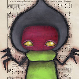 Abril Andrade Griffith - Flatwoods Monster IV