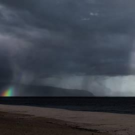 Fleeting Rainbow by Sean Davey