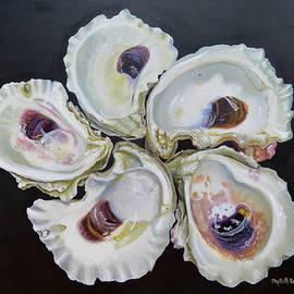 Fleur d' Huitre by Phyllis Beiser