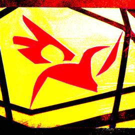 Flocking Bird Gridismjr by Artist Dot