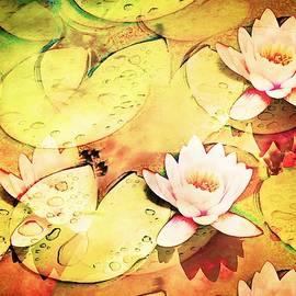 Floral Abstract #33 by Slawek Aniol