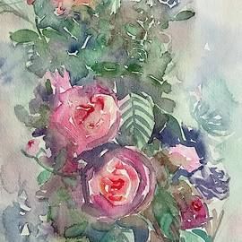 Floral Bouquet by Luisa Millicent