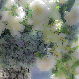 Floral Opulence by Nancy Jacobson