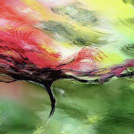Flower Burst by Anil Nene