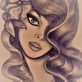Flower Girl 9 by Tara Shalton