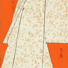 Flower Pattern Kimono - Japanese traditional pattern design