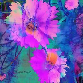 Flower Patterns by Lenore Senior