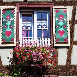 Paul MAURICE - Flowered window - 6