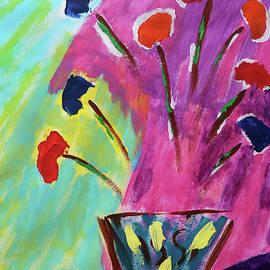 Flowers Gone Wild by Deborah Boyd