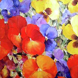 Flowers by Margarita Manis