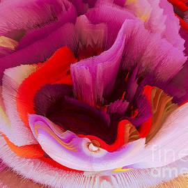 Flowers Of My Dreams 25 by Elena Gantchikova