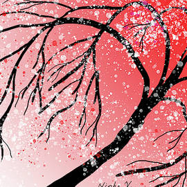 Flowing Blossoms by Nishma Creations