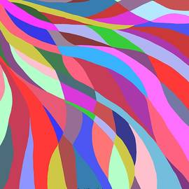 Flowing Colors by Chante' Sharee Moody