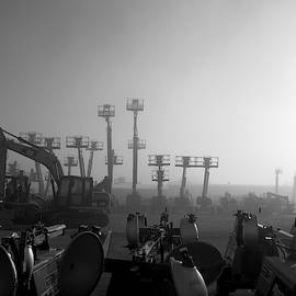 Fog Lifting by R John Ferguson