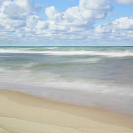 Folding Into The Seashore by Kathi Mirto