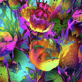 For the Love of Tulips by Grace Iradian