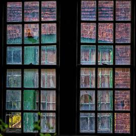 Fort Hancock Windows by Tom Singleton