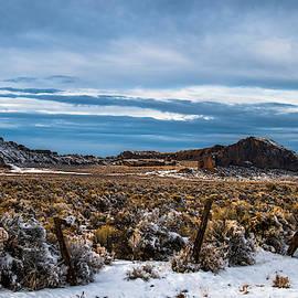 Stan Townsend - Fort Rock Winter