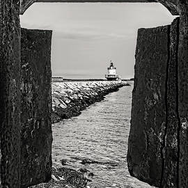 Fortress Perspective by Dawn Currie