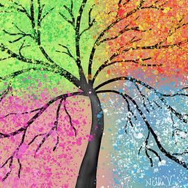 Four Seasons Joy by Nishma Creations
