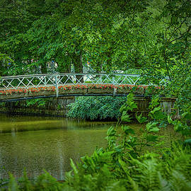 Framed Bridge #i8 by Leif Sohlman