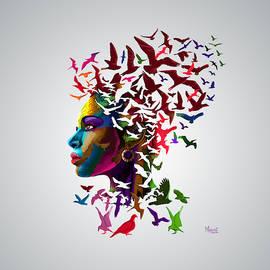 Free Thinker by Anthony Mwangi