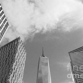 Dora Sofia Caputo Photographic Design and Fine Art - Freedom Tower and New York City Architecture