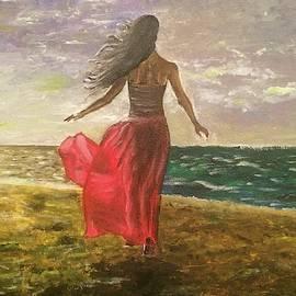 Freedom  by Yuliia Stelmakh