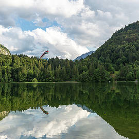 Freibergsee by Andreas Levi