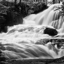 Jon Glaser - French Alps Stream