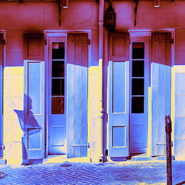 French Quarter Moondance by Dominic Piperata