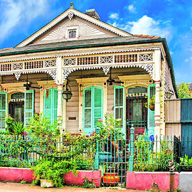 French Quarter Victorian by Dominic Piperata
