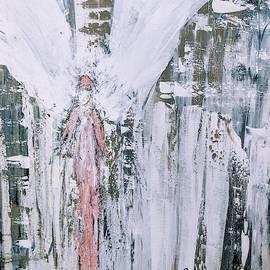 Friendly angel  by Jennifer Nease