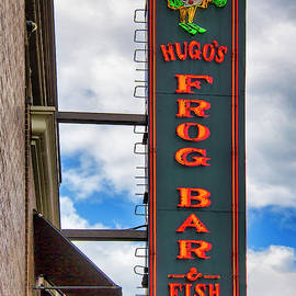 FROG OF THE GOLD COAST Chicago by William Dey