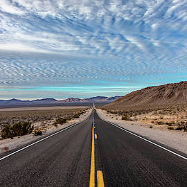 From Nevada To California by Peter Tellone