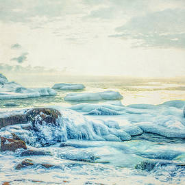 Barbara Grether - Frozen Sunrise