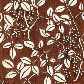 Fruit Branch - Japanese traditional pattern design