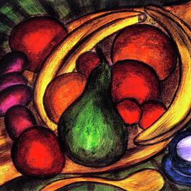 Fruits by Hugo Heikenwaelder