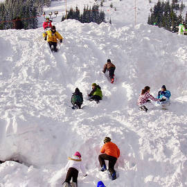 Fun on the Slope by Susan Buscho