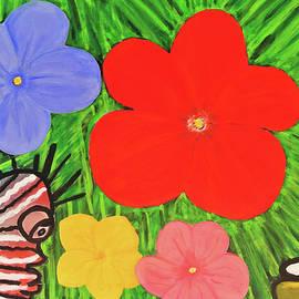 Garden Of Life by Jose Rojas