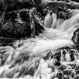 The Chute on Gardner River - #2 by Stephen Stookey