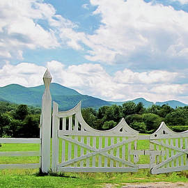 Gateway to the Mountains by Susan Hope Finley