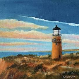 Gayhead Lighthouse by Michael McGrath