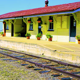 Gayndah Station Down Under by Dominic Piperata